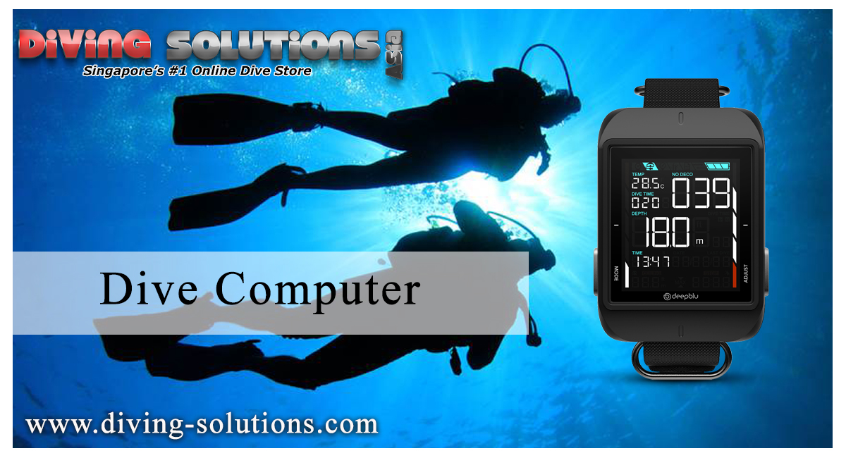 Dive computer - Diving Solutions