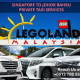Cheapest Private Taxi from Singapore to JB