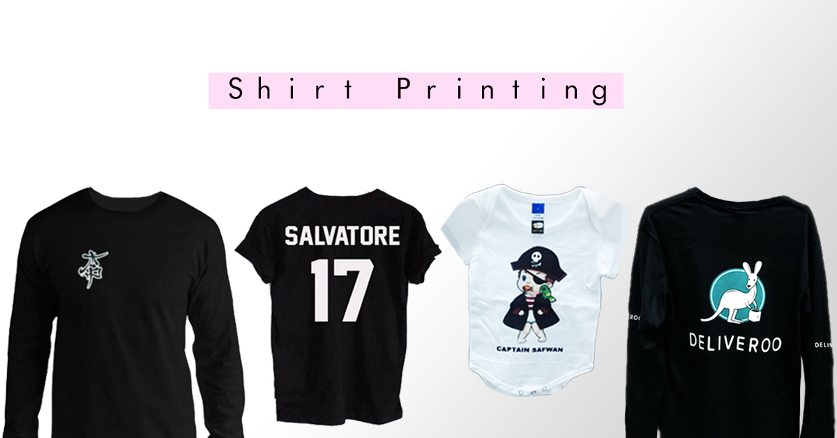We Print almost everything, at a reasonable rate :)