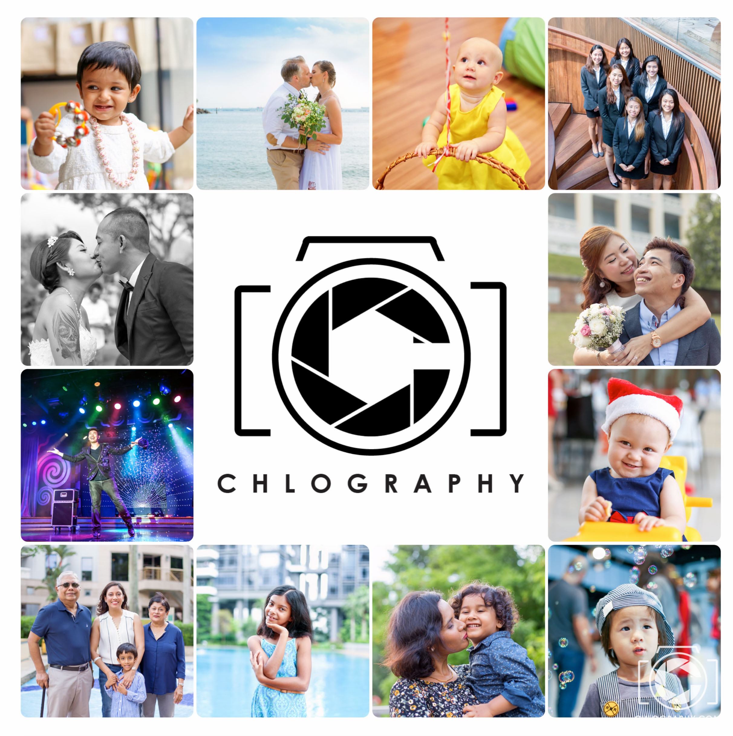Chlography Photography Services (Wedding/Birthday/Events..)