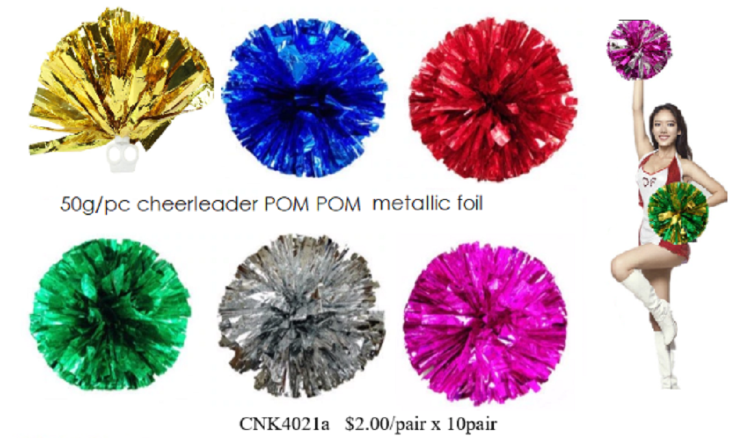 Cheerleading Supplies Wholesaler