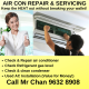 We fix your aircon without breaking your wallet!