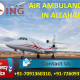 Use the Paramount Medical ICU Facility Air Ambulance in Allahabad by King