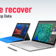 Toshiba external hard drive recovery