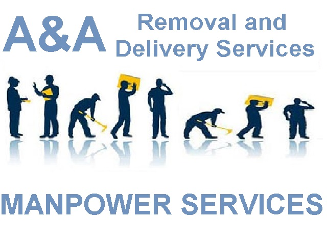 Man in Van for your Efficient, Effective & Affordable Delivery Services.