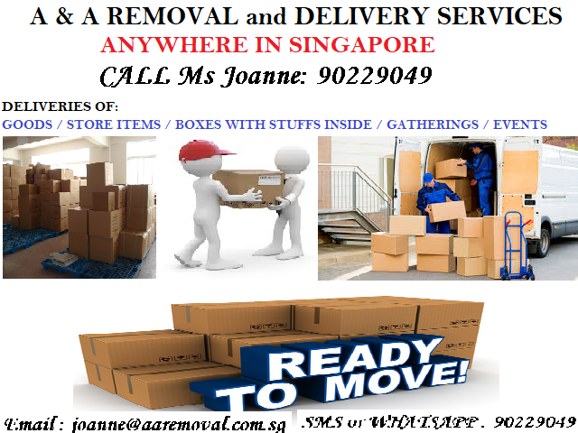 Fast & Reliable Daily Delivery Services w/ our Man in Van.