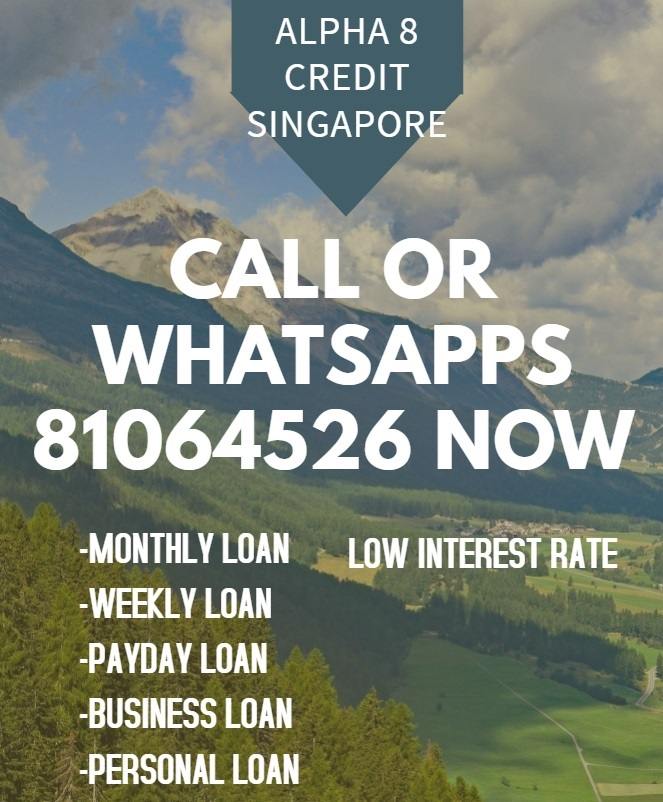 SINGAPORE PERSONAL CASH LOAN COME APPLY NOW