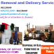 Disposing of your unwanted items with Man in Lorry