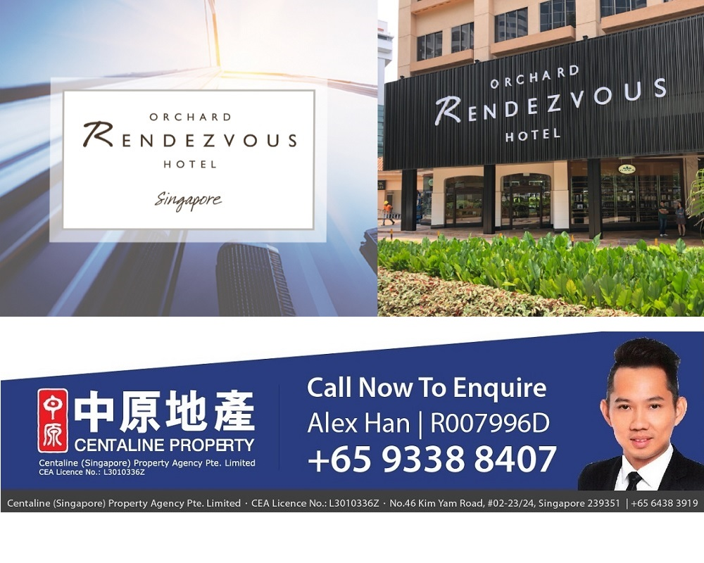 Orchard Rendezvous Hotel Tanglin office space for rent