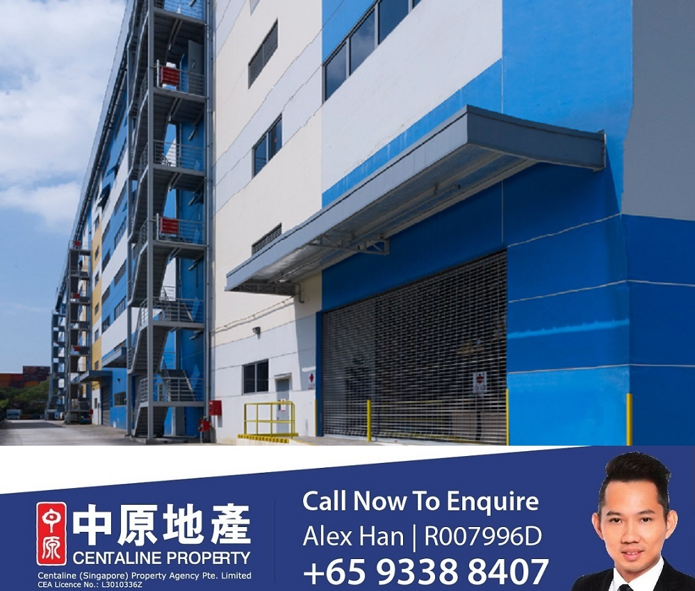 Penjuru Logistics Hub Jurong office factory warehouse