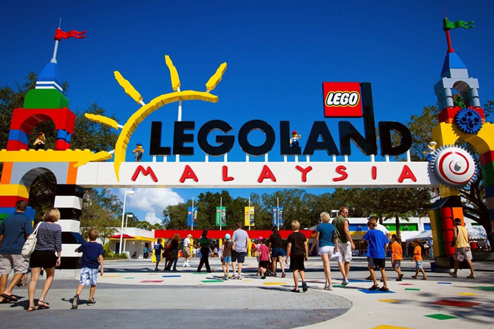 Legoland Hotel Malaysia - Stay For Legoland Trip From Singapore By Taxi