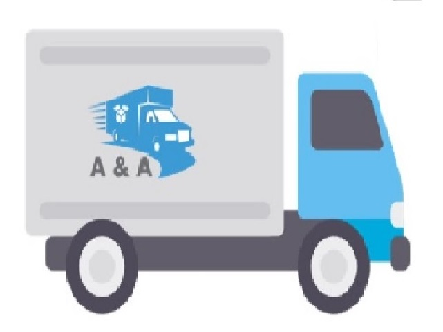 Reliable Delivery Services w/ our Man in Lorry.