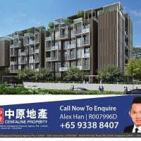 The Siena condo apartment Bukit Timah for rent