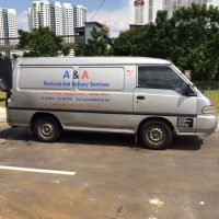 A & A Removal Delivery Services Offers Man w/ Van For Your Disposal Services.