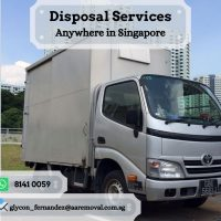 Lorry for Disposal fr $70 Call +65 8141 0059