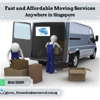 Van for Removal fr $40 Call +65 8141 0059