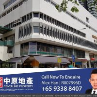 Office Sultan Plaza Lavender for rent