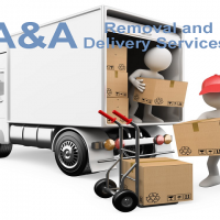 Safe, Secure & Affordable Delivery Services w/ our Man in Lorry.