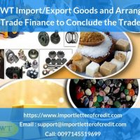 BWT Import/Export Goods and Arrange Trade Finance to Conclude Trade