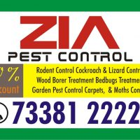 Zia Pest Control Service  | 7338122228 | 779 Mosquito | Cockroach Service