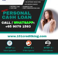 Singapore Personal Cash Loan - Best Personal Loans 2020 | Get Cash Instantly