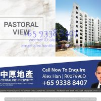 Novena Newton Pastoral View condo apartment for rent