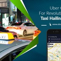 Start your ride-hailing business with an uber clone app