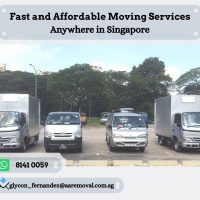 Fast and Affordable Moving Services Anywhere in Singapore Call +65 8141 0059
