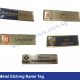 Print Name Badges With Logo in Singapore