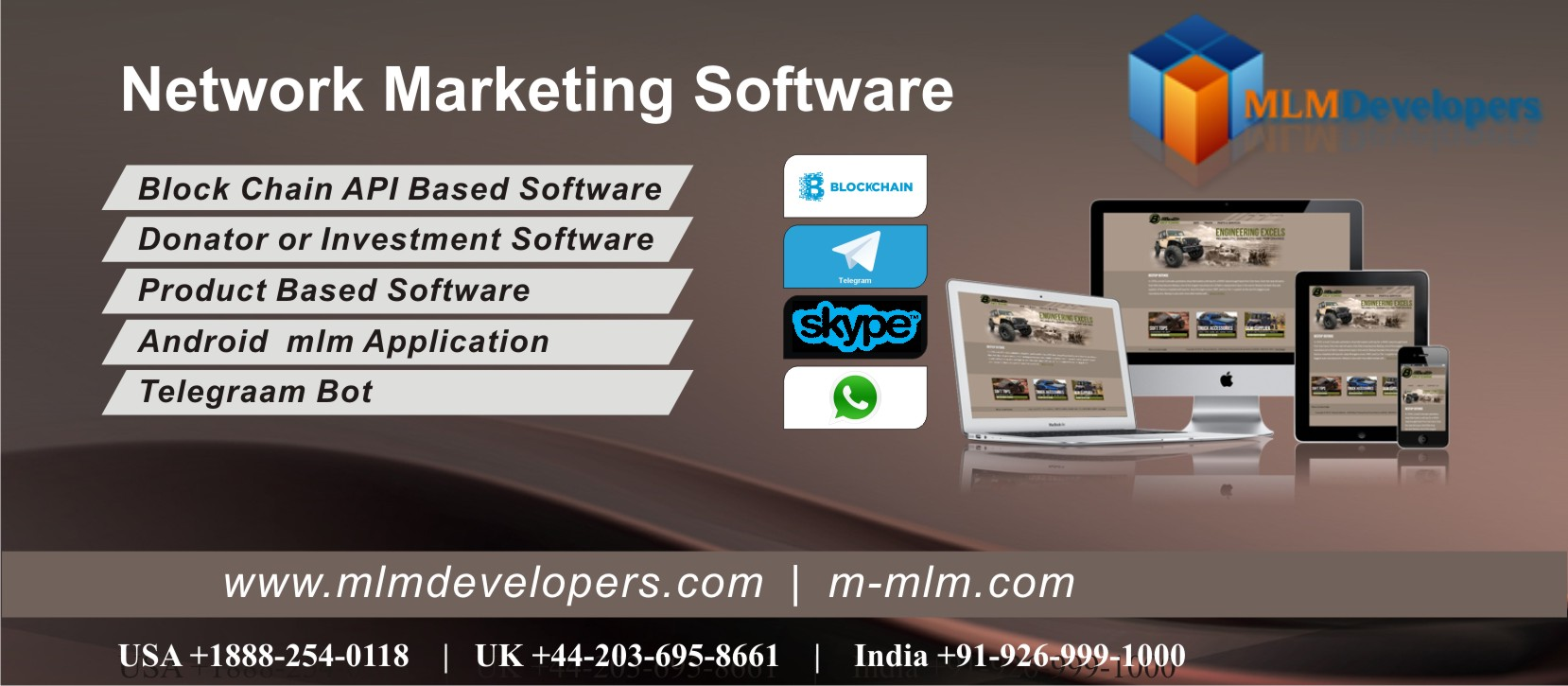 Best MLM Software For Network Marketing Business
