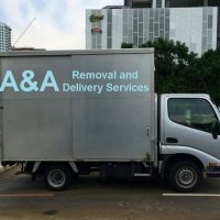 Man w/ Lorry For Your Moving Services! Efficient, Effective and Affordable.