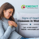 Signs of Heart Diseases in Women - Emedkit