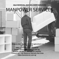 Two Friendly & Professional Movers For Your Moving Manpower Services.