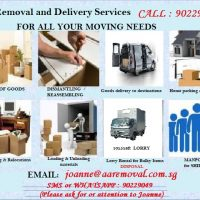 Fast, Reliable & Affordable Removal and Delivery Services.