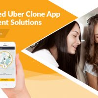 Uber Clone - The best on-demand clone app in the market