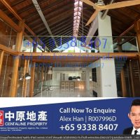 Sentosa seaview Ocean Drive bungalow house for rent